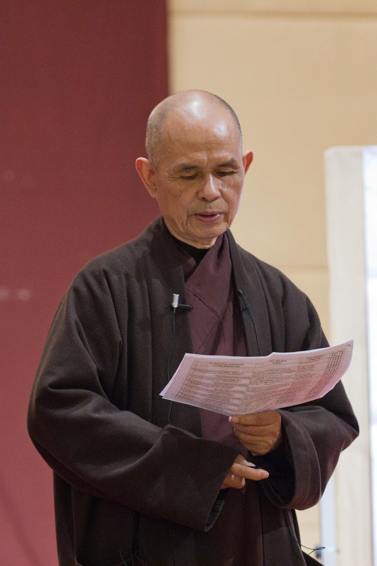 Định Đề Giáo Lý Làng Mai (17.11.2005-01.02.2007)