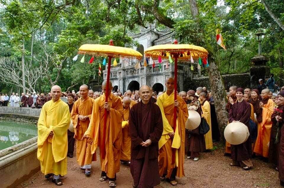 Lịch trình chuyến đi Việt Nam năm 2005- Huế