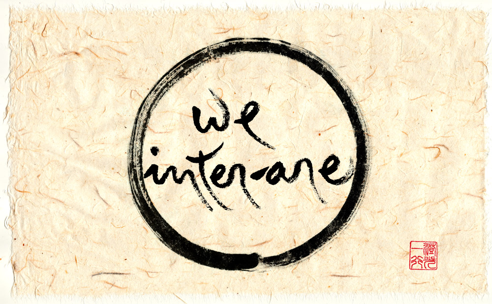 We inter-are